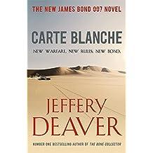 Carte Blanche (James Bond) by Jeffery Deaver (2012-05-24)