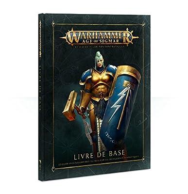 Games Workshop Livre Règles de Base - 80-02-01 - Warhammer Age of Sigmar - Français