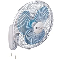 Orient Wall Fan - 41 16 Crystal White Color