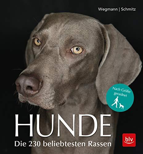 Hunde: Die 230 beliebtesten Rassen (BLV)