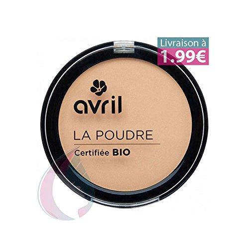 Avril Poudre Compacte Certifiée Bio Claire 7 g