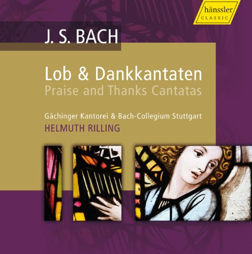 Bin Auger (Ich bin vergnügt mit meinem Glücke, BWV 84: Chorale: Ich leb indes in dir vergnuget (Chorus))