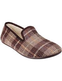 Cotswold Wallis Warmlined léger classique Slip Mens pantoufle Mule