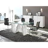 Mesas de Diseño de Comedor : Modelo HIMALIA de 180x76x90
