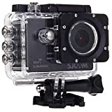 SJCAM SJ5000 14MP 1080P Sport Action Camera for Vehicle Diving Swimming (Black)