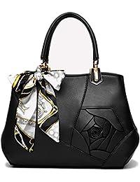 Womens Ladies Designer Floral Shoulder Hand Bag Handbags Handbags For Womens Women's Ladies Purses Shoulder Bags...