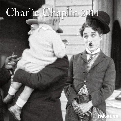 Charlie Chaplin 2014 Broschürenkalender (Chaplin Kalender)