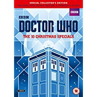 Doctor Who - The 10 Christmas Specials