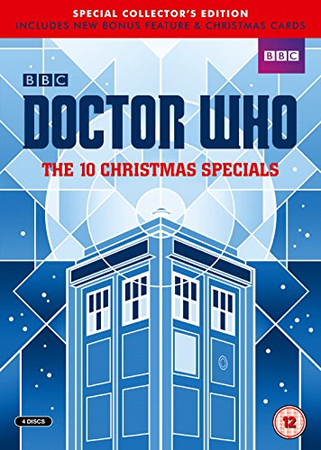 Doctor Who - The 10 Christmas Specials (Limited Edition) [Import anglais]