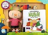 CAJA MUÑECA NUBA+CUENTO+LAPIZ ARCOIRIS Vaya sorpresa, Nuba!