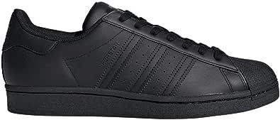 adidas Originals Superstar, Scarpe da Ginnastica Uomo, Nero Core Black Core Black Core Black, 35.5 EU