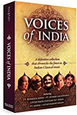 Music Card: Voices of India  - 320 Kbps Mp3 Audio (4 GB)