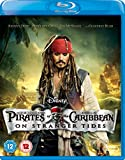 Pirates of the Caribbean 4 [Blu-ray] [Import italien]