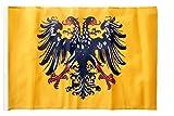 Flaggenfritze Flagge Heiliges Römisches Reich Deutscher Nation nach 1400 - 30 x 45 cm