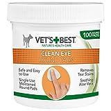 Vet's Best Hunde Augenreinigungstücher 100 Stück