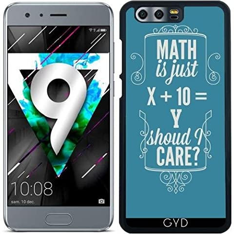 Coque pour Huawei Honor 9 - Typographie Fun Illustration by UtArt
