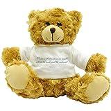 Music with dinner - G K Chesterton - Plush Teddy Bear