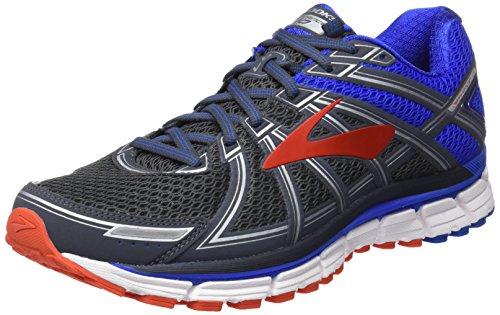 Brooks Defyance 10, Zapatillas de Running Para Hombre, Multicolor (E B On y Blue Orange 1d025), 48.5 EU