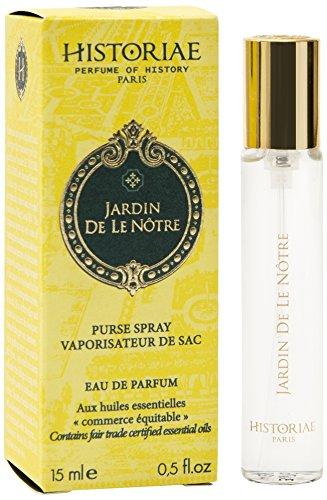 Historiae Jardin de le Nôtre Eau de Parfum Spray Sac à Main 15 ml