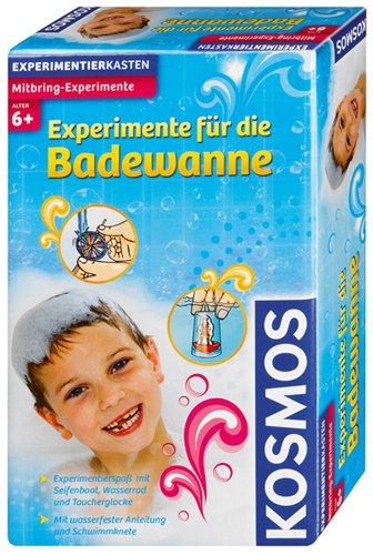 Imagen principal de Kosmos 657130 - Juego de experimentos para la bañera (en alemán)