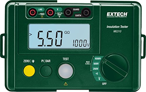 Extech MG310 Digitaler Isolationstester