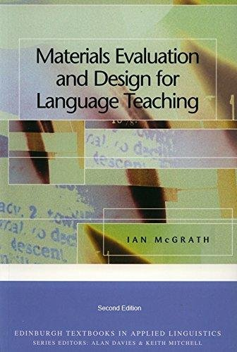 Materials Evaluation and Design for Language Teaching. Edinburgh University Press. 2013.