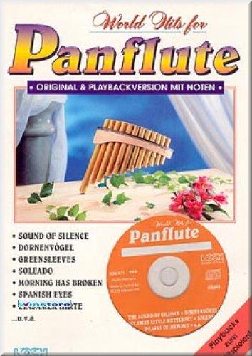 World Hits for Panflute - Panflöte Noten [Musiknoten]