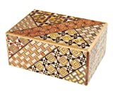 toys-for-all Original Japanische Puzzlebox Himitsu Bako 10 Wege Puzzle