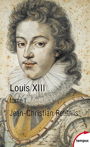 Louis XIII, tome 1 (01)