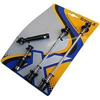 Tranz X, Set bloccaggi con chiavi speciali antifurto - 130 Mm Mozzo Posteriore