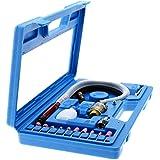 Druckluft Mini Stabschleifer Schleifmaschine Schleifer Fräser Set