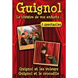 Guignol, le théâtre de vos enfants ! - 2 spectacles : Guignol et les voleurs / Guignol et le crocodile