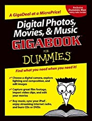 Digital Photos, Movies, and Music Gigabook????For Dummies by Mark L. Chambers (2004-09-03)