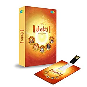 Music Card: Shakti (320 Kbps MP3 Audio)