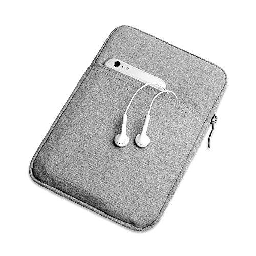 Schutzhülle Sleeve Pocket Slim Case Soft Tasche mit Reißverschluss Tasche für iPad Pro 24,6cm