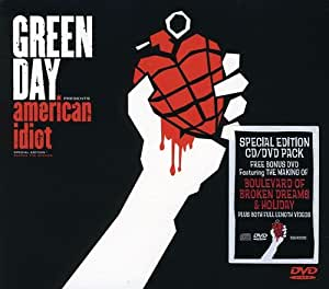 American Idiot [Special Edition CD + DVD]