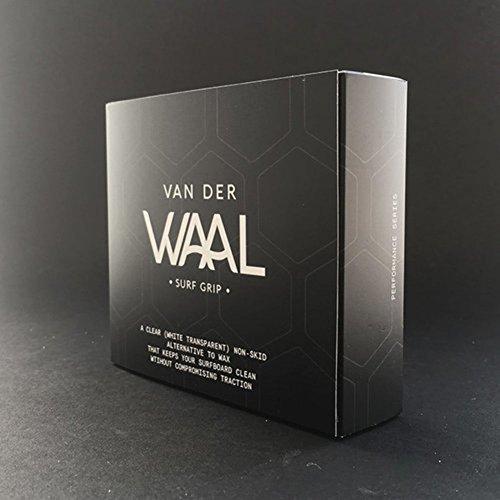 Van Der Waal Unisex-2.0-Serie, Griff, farblos, 25er-Pack
