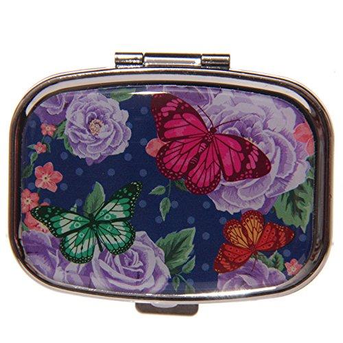 belle-papillon-deux-section-pilule-boite