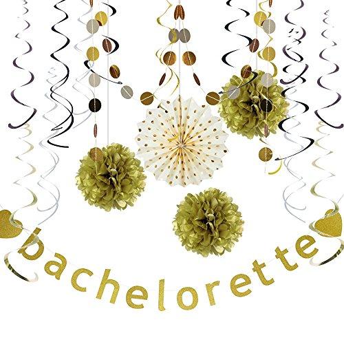 te Bachelor Party Dekoration ()