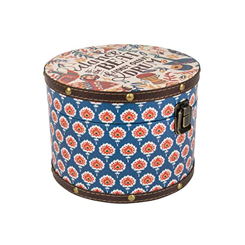 Chumbak Dance Beat of Your own Teal Storage Box