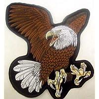 Grande American Bald Eagle motorcycle Vest patch