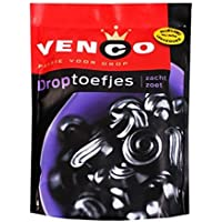 Venco Droptoefjes (Soft Licorice) 8.47oz licorice pieces by Venco by Venco preisvergleich bei billige-tabletten.eu