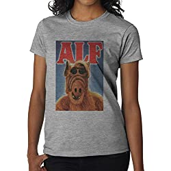 Alf Movie Film Poster Small Damen T-Shirt