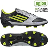 best website d25a0 294be Adidas F30 TRX FG Grigio Nero Scarpe da calcio F50