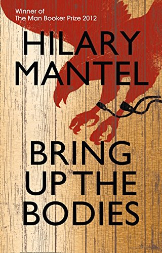 Book cover for Bring Up the Bodies
