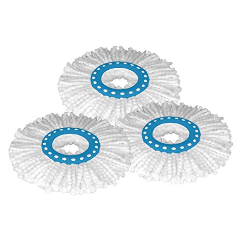 Primeway 360 Rotating Magic Mop Head Refill (3 Pcs Set)  available at amazon for Rs.206