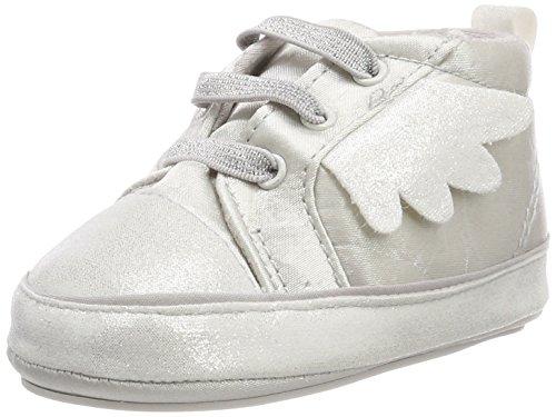 chen Schuh Sneaker, Silber (Weiss), 15/16 EU (Baby Schuhe Mädchen Silber)