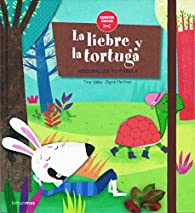 La liebre y la tortuga par Tina Vallès