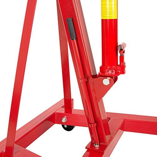 51pUggTI%2B%2BL - TecTake Grúa hidraulica 2 toneladas plegable // Peso total: 123 kg