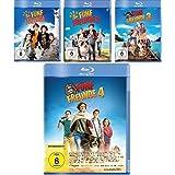 Fünf Freunde - Kinofilme 1-4 [Blu-ray] im Set - Deutsche Originalware